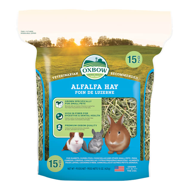 Oxbow Alfalfa Hay, 15 oz. - Carousel image #1