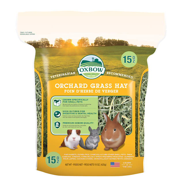 Oxbow Orchard Grass Hay, 15 oz. - Carousel image #1