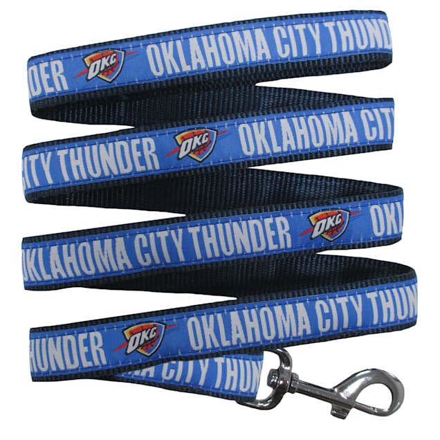 Pets First Oklahoma City Thunder NBA Dog Leash, Small - Carousel image #1