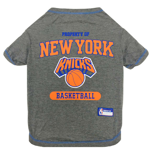 Pets First New York Knicks NBA T-Shirt for Dogs, X-Small - Carousel image #1