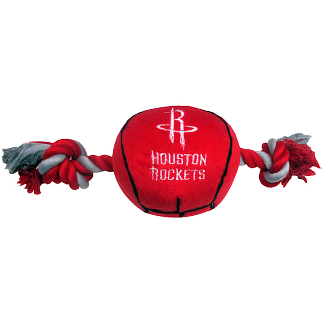 Pets First Houston Rockets NBA Plush Basketball Toy for Dogs, X-Large - Carousel image #1