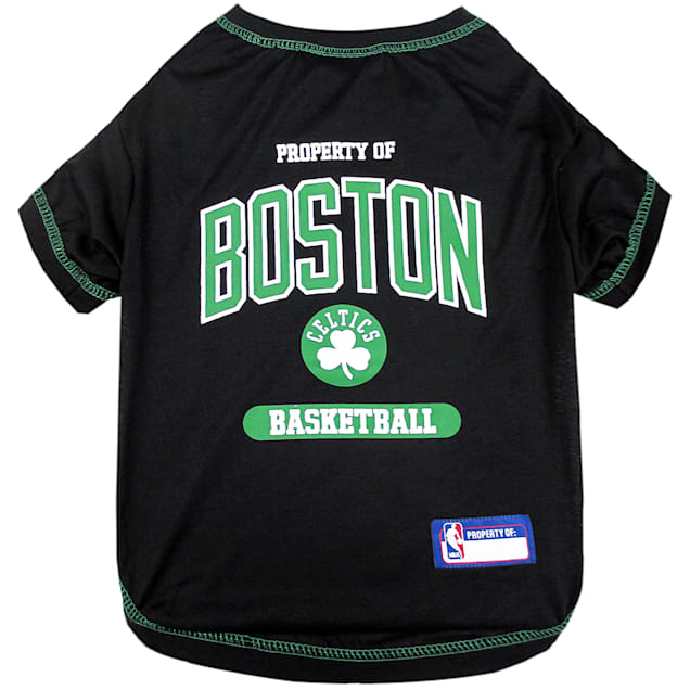 Pets First Boston Celtics NBA T-Shirt for Dogs, X-Small - Carousel image #1