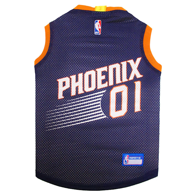 Pets First Phoenix Suns NBA Mesh Jersey for Dogs, X-Small - Carousel image #1
