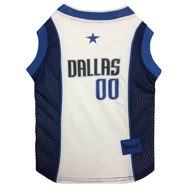 Pets First Dallas Mavericks NBA Mesh Jersey for Dogs, X-Small - Carousel image #1