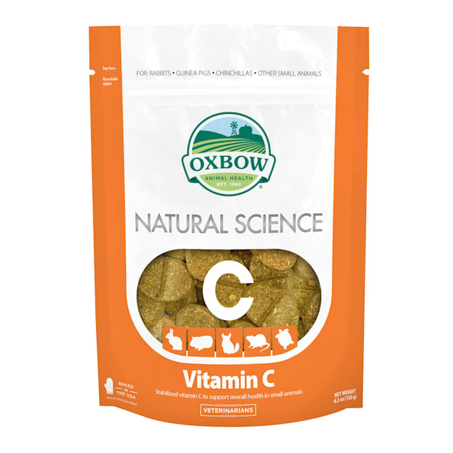 Oxbow Natural Science Vitamin C Supplement, 4.2 oz. - Carousel image #1