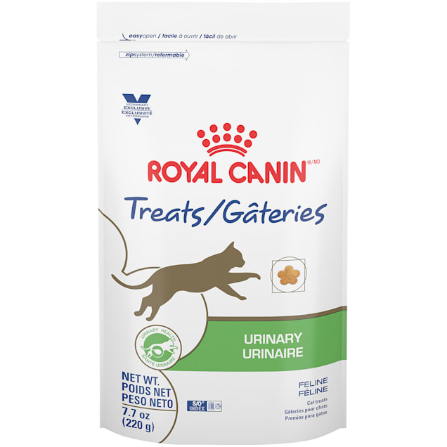 Royal Canin Veterinary Diet Urinary Feline Cat Treats, 7.7 oz. - Carousel image #1