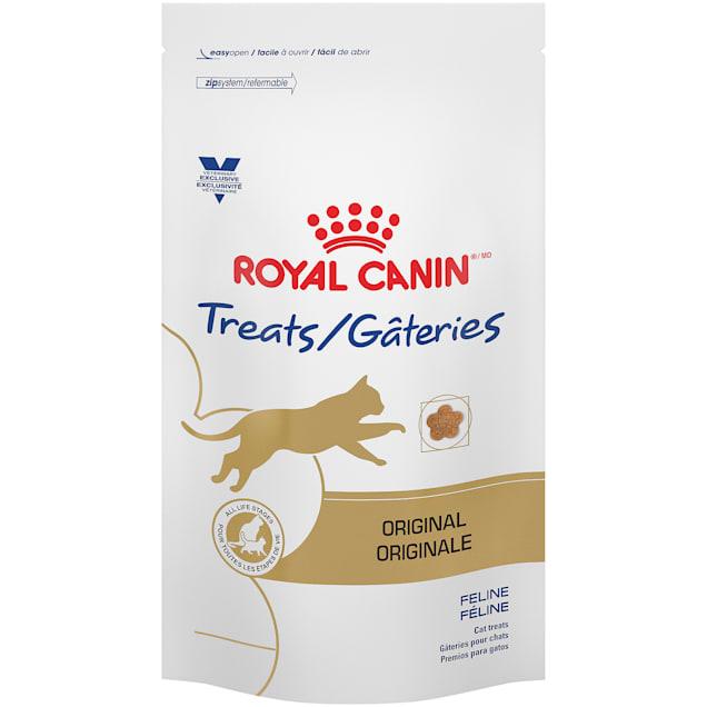 Royal Canin Veterinary Diet Original Feline Cat Treats, 7.7 oz. - Carousel image #1