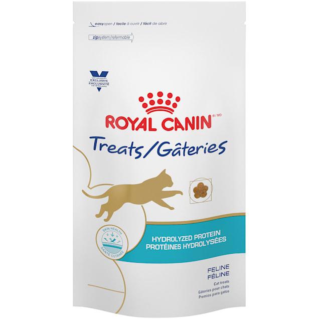 Royal Canin Veterinary Diet Hydrolyzed Protein Feline Cat Treats, 7.7 oz. - Carousel image #1