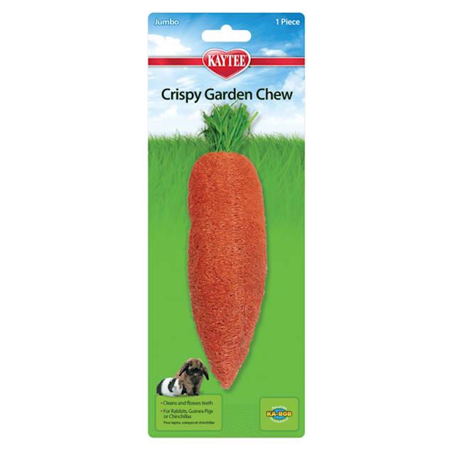 Kaytee Chew Toy Jumbo Crispy Garden, 0.04 lb. - Carousel image #1