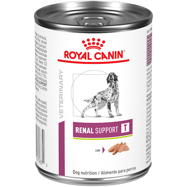 Royal Canin Veterinary Diet Renal Support T (Tasty) Wet Dog Food, 13.5 oz., Case of 24 - Carousel image #1