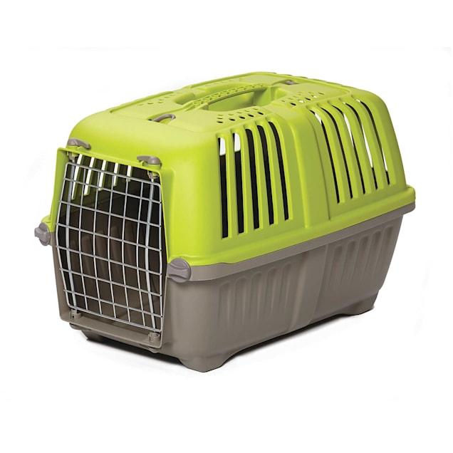 "Spree Plastic Carrier, Green 22"" L X 14"" W X 14"" H - Carousel image #1"