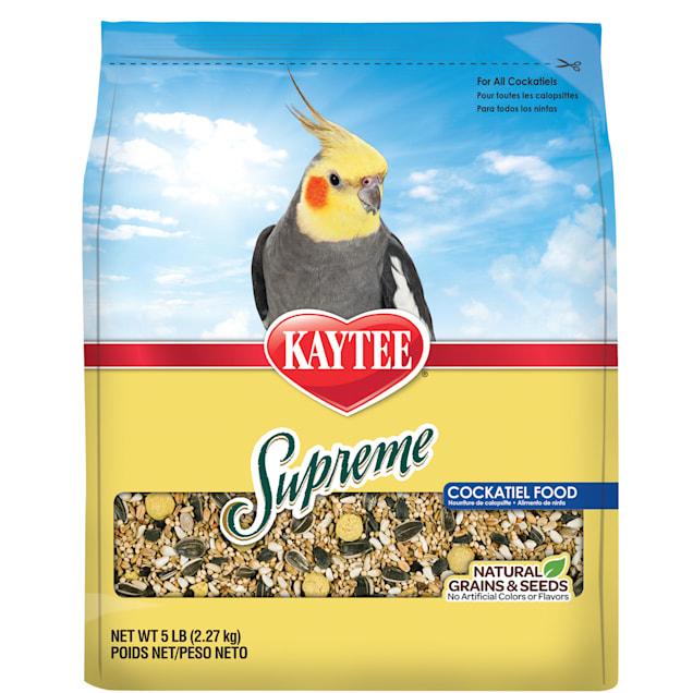 Kaytee Supreme Daily Blend Cockatiel Food - Carousel image #1