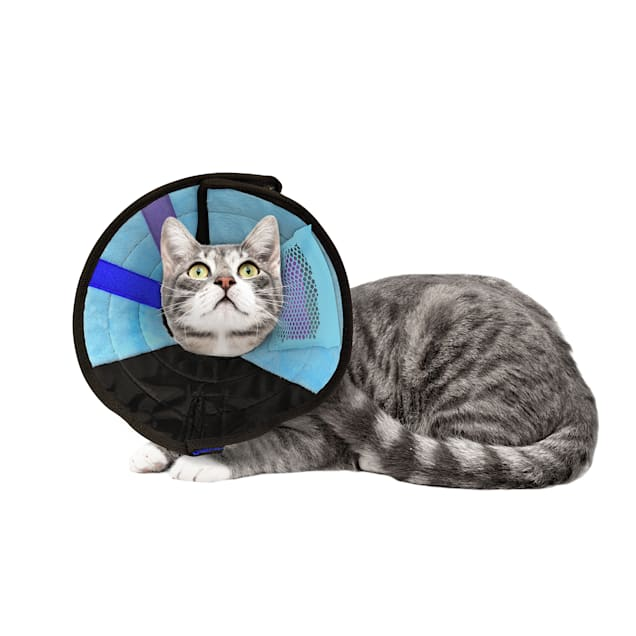 Calm Paws Cat Caring Collar, X-Small - Carousel image #1