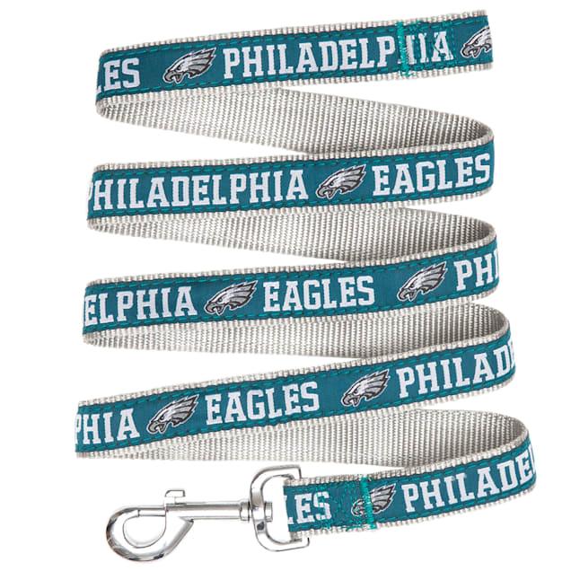 Pets First Philadelphia Eagles Leash, Small - Carousel image #1