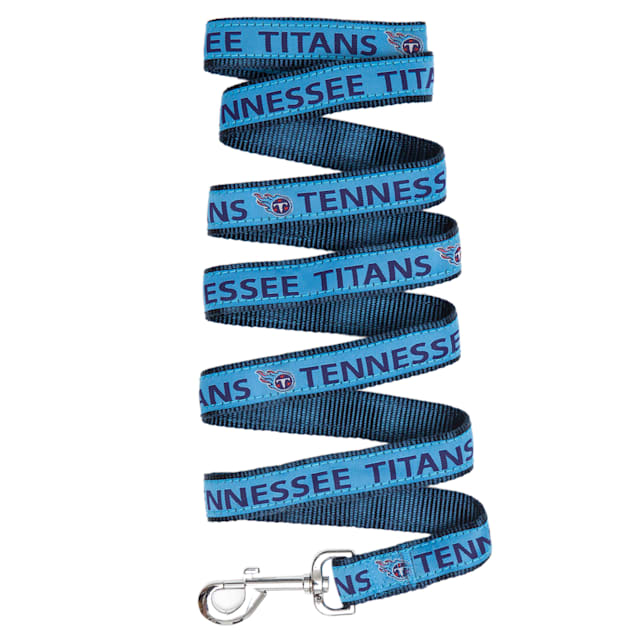 Pets First Tennessee Titans Leash, Small - Carousel image #1
