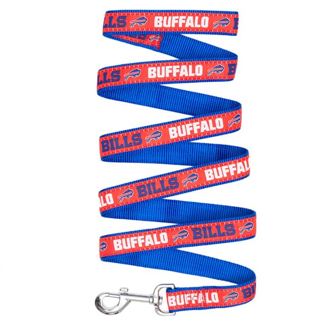 Pets First Buffalo Bills Leash, Small - Carousel image #1