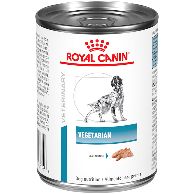 Royal Canin Veterinary Diet Vegetarian Wet Dog Food, 13.6 oz., Case of 24 - Carousel image #1