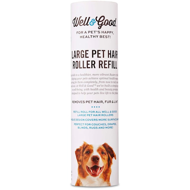 Well & Good Pet Hair Roller Refill, 50CT - Carousel image #1