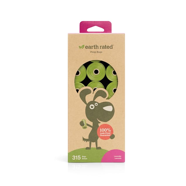 Earth Rated PoopBags 315 Scented Refill Bags - Carousel image #1