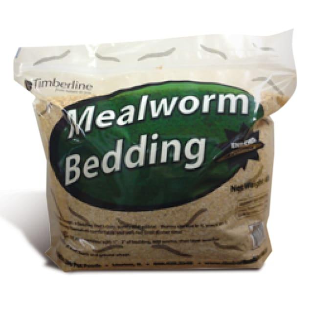 Timberline Mealworm Bedding - 4lbs - Carousel image #1