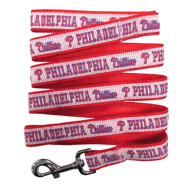 Pets First Philadelphia Phillies Leash, Small - Carousel image #1