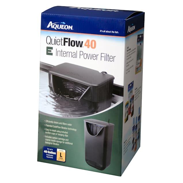 Aqueon Large Filter Quietflow Internal, 40 Gallon - Carousel image #1