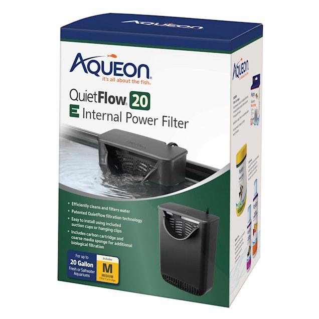 Aqueon Medium Filter Quietflow Internal, 20 Gallon - Carousel image #1