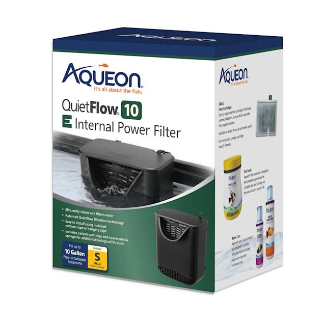 Aqueon Small Filter Quietflow Internal, 10 Gallon - Carousel image #1