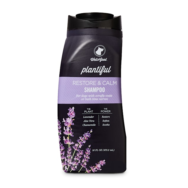 Well & Good Plantiful Restore & Calm Shampoo, 16 fl. oz. - Carousel image #1