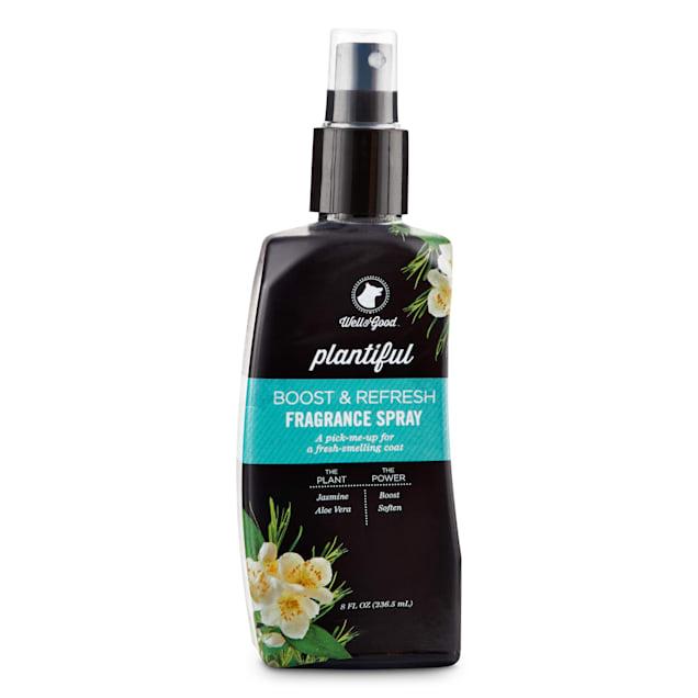 Well & Good Plantiful Boost & Refresh Jasmine Fragrance Dog Spray, 8 fl. oz. - Carousel image #1