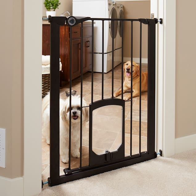 "North States Tall Petgate Passage Gate, 29.8""-38"" W X 36"" H - Carousel image #1"