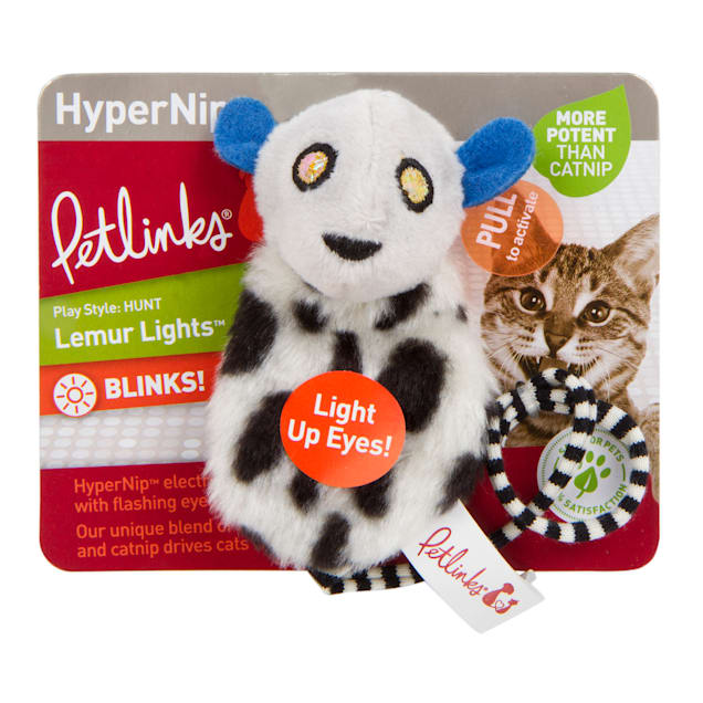 Petlinks System Lemur Lights Cat Toy - Carousel image #1