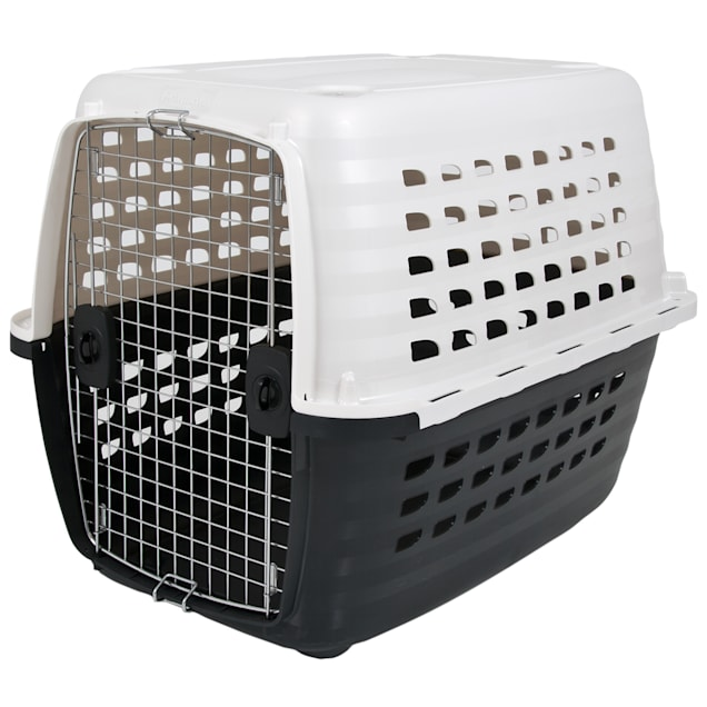 """Petmate Compass Kennel White, 36"""" L X 23"""" W X 27"""" H - Carousel image #1"""