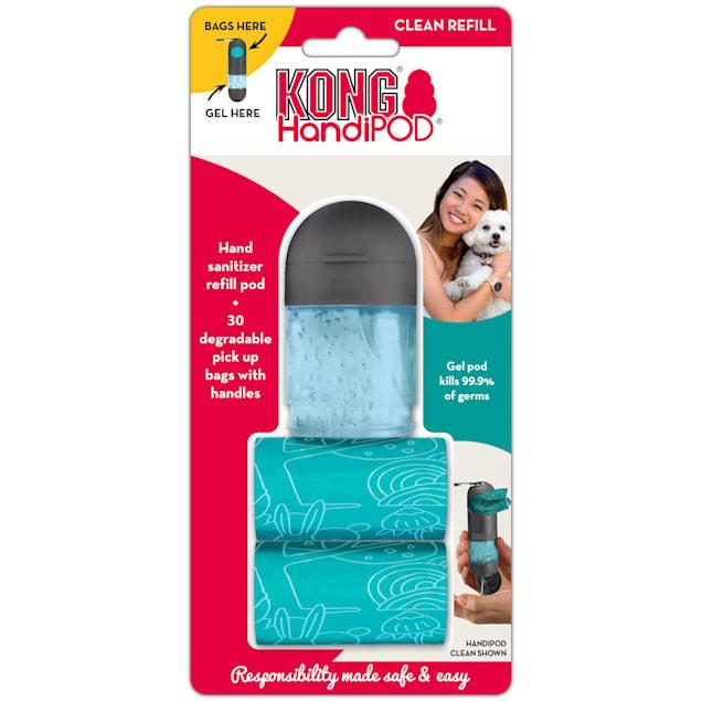KONG HandiPOD Refill Hand Sanitizer and 2 Bag Rolls - Carousel image #1