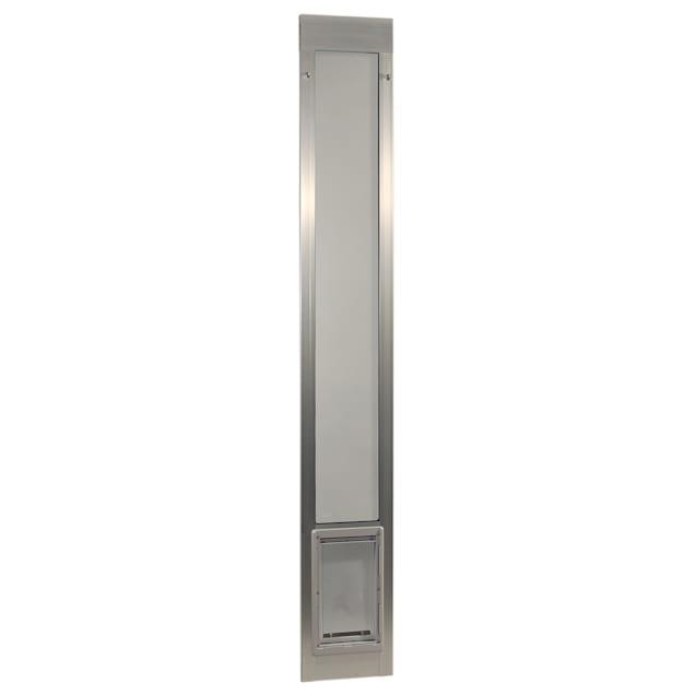 """Perfect Pet 75"""" Pet Patio Door in Mill, 11.625IN x 1.875IN x 75IN - Carousel image #1"""