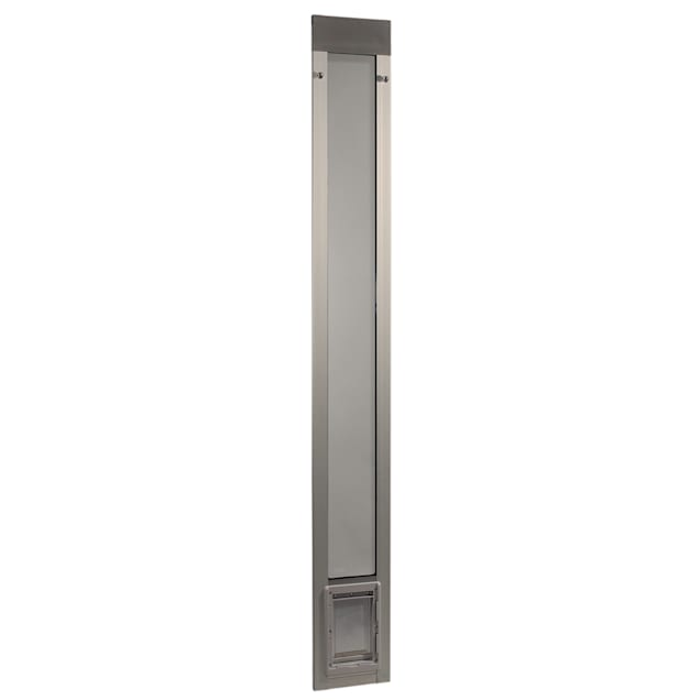 Perfect Pet 80'' Pet Patio Door in Mill, 8.75IN x 1.625IN x 77.625IN - Carousel image #1