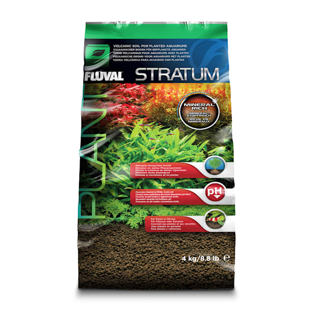 Fluval Plant and Shrimp Stratum, 8.8 lbs. - Carousel image #1