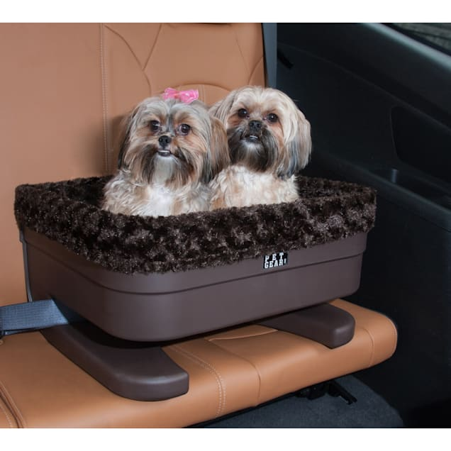 """Pet Gear Bucket Seat Pet Booster in Chocolate with Chocolate Insert, 20"""" - Carousel image #1"""