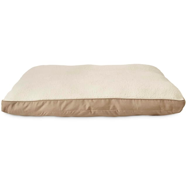 "Harmony Tan Lounger Dog Bed, 48"" x 36"" - Carousel image #1"