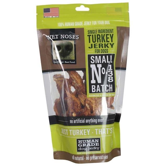 Wet Noses Turkey Jerky Dog Treat, 5.5 oz. - Carousel image #1