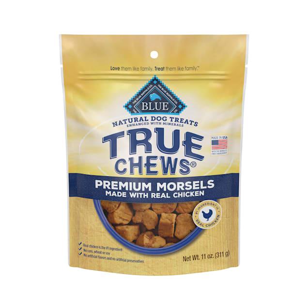 True Chews Premium Morsels Chicken Dog Treats, 11 oz. - Carousel image #1