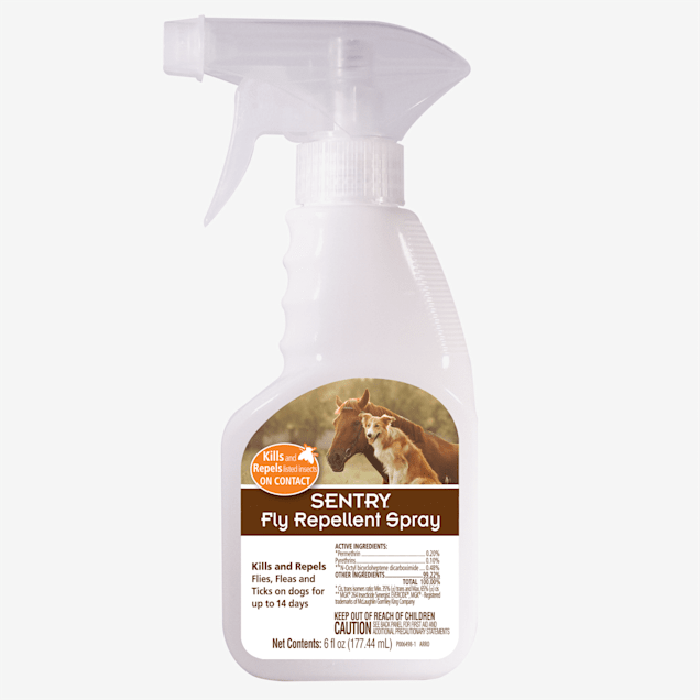 Sentry Fly Repellent Spray for Dogs, 6 fl. oz. - Carousel image #1
