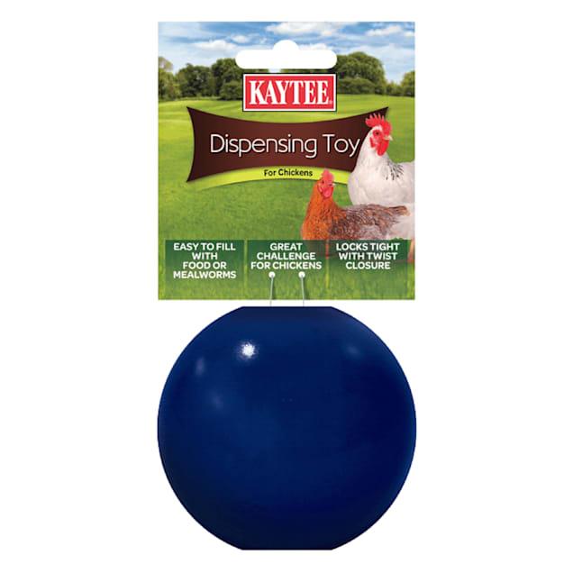 Kaytee Chicken Treat Dispensing Toy for Birds - Carousel image #1
