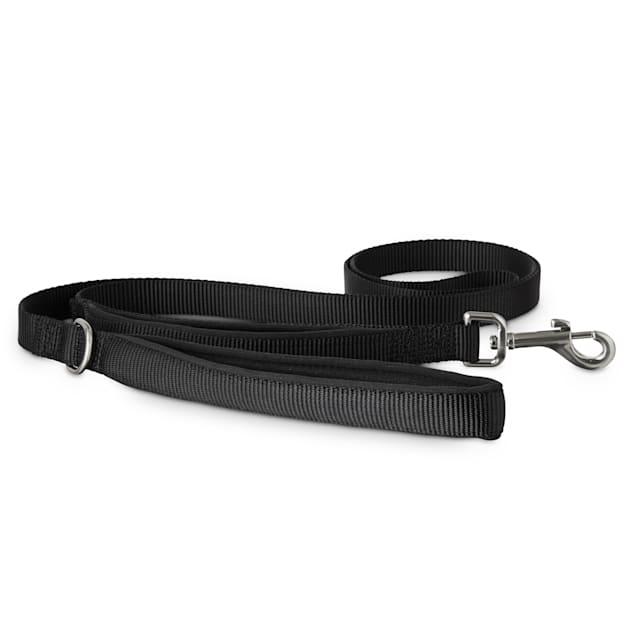 Good2Go Black 2-in-1 Dog Leash, 4.5 ft. - Carousel image #1