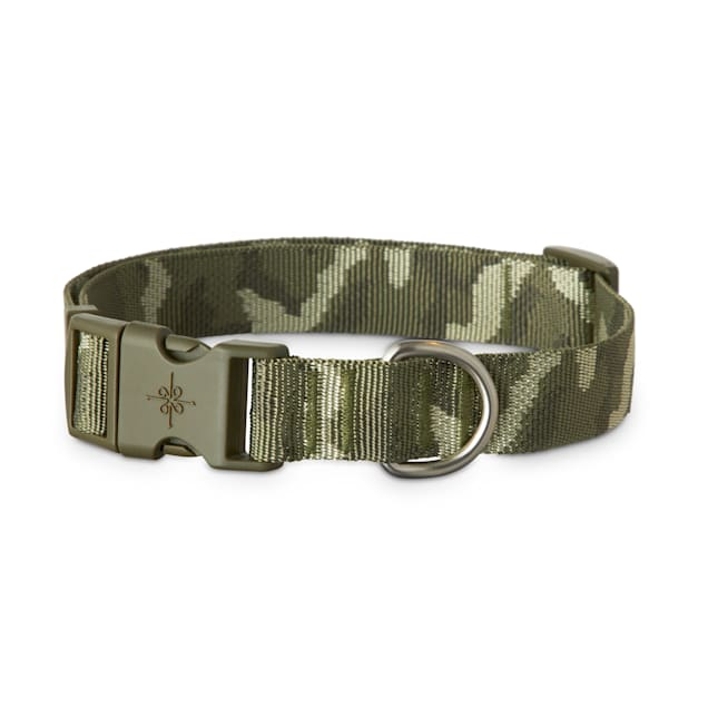 Good2Go Camo Print Dog Collar, Large - Carousel image #1