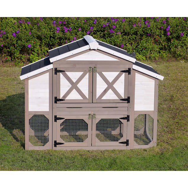 Merry Products Country Style Chicken Coop - Carousel image #1
