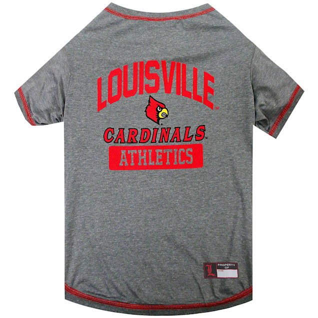 Pets First Louisville Tee Shirt, X-Small - Carousel image #1