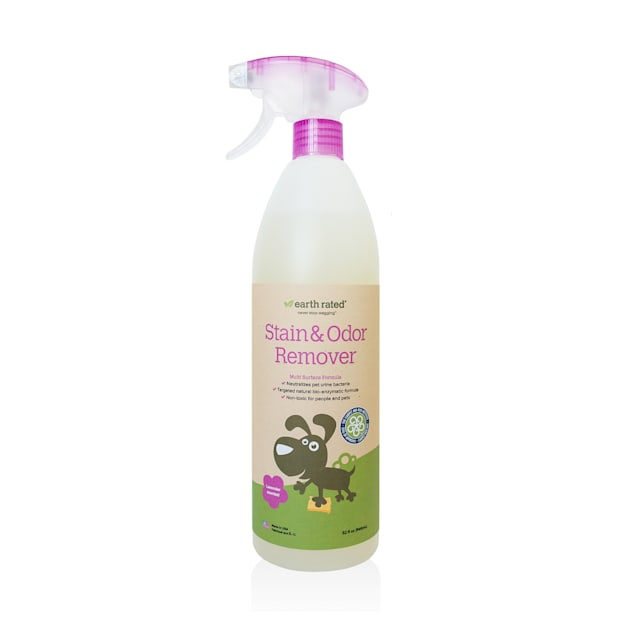 Earth Rated Lavender Scented Stain & Odor Remover, 32 fl. oz. - Carousel image #1