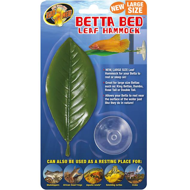 Zoo Med Betta Bed Leaf Hammock, Large - Carousel image #1