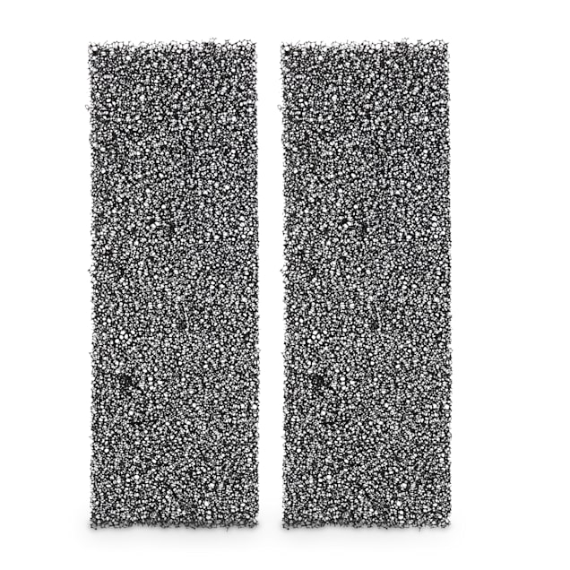 Imagitarium Replacement F Filter Rectagular Sponges, Pack of 2 - Carousel image #1